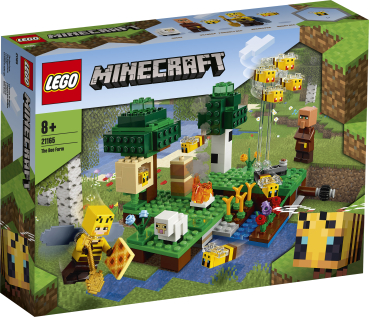 LEGO® - Minecraft - 21165 - The Bee Farm