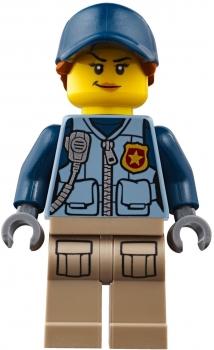 Minifigs Baumstamm City cty872 Ganove 60174 LEGO®