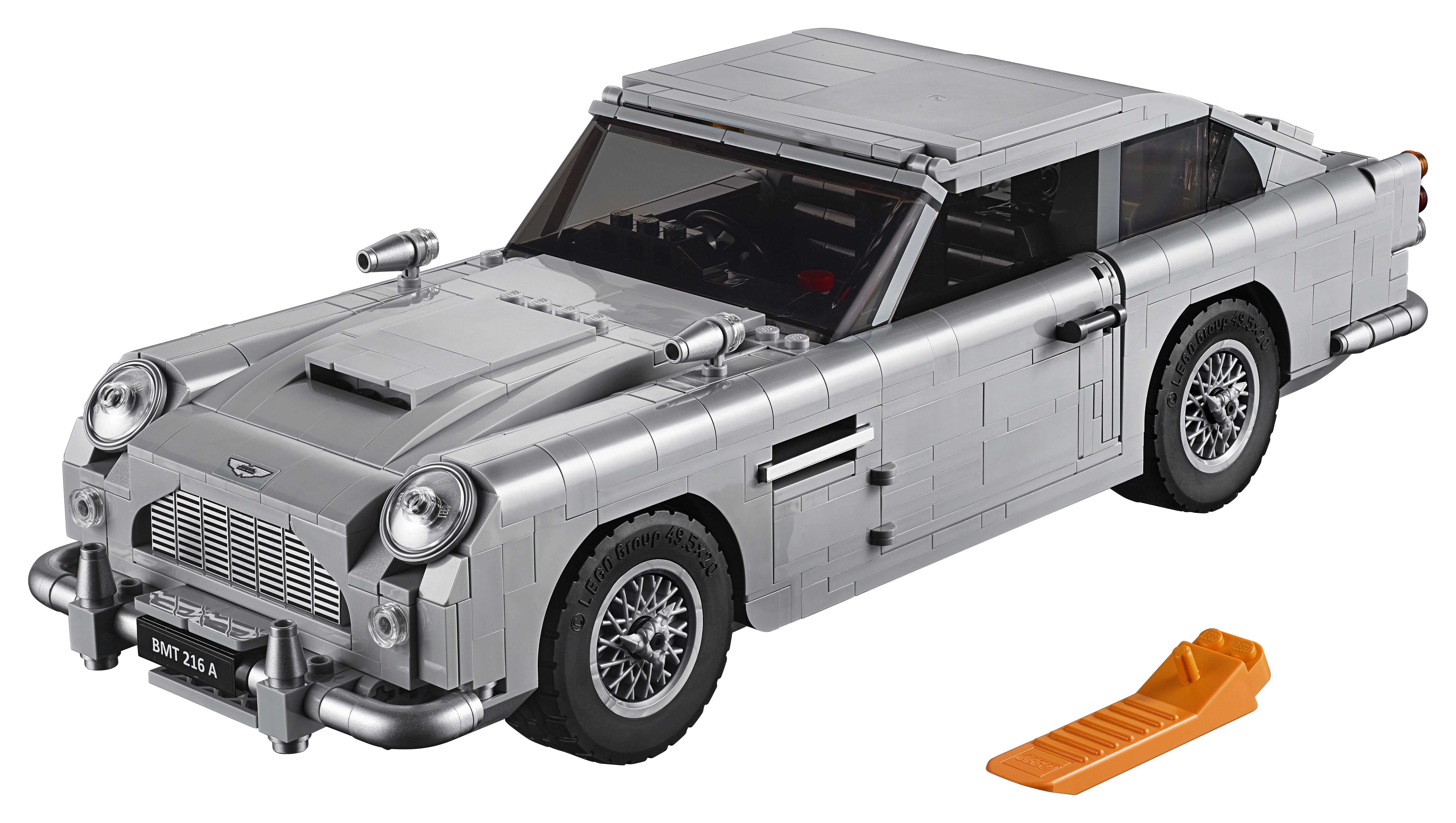 Brickina Com Lego Creator Expert 10262 James Bond Aston Martin Db5